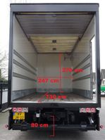 container truck Iveco STRATOR TORPEDO EURO 5 2008