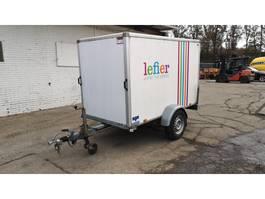 closed box car trailer Saris C1C BMG 130T 0PB0 2013