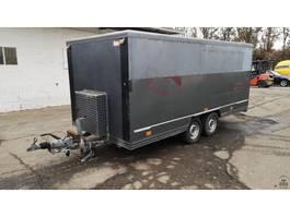 closed box car trailer Birza 1983
