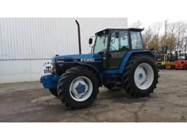 farm tractor Ford 8240 Powerstar SLE 1992