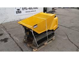 tracked dump truck JCB HTB-5