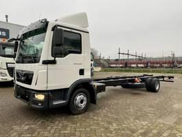 chassis cab truck MAN TGL 12 4x2 BL EURO4 WW 2021