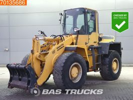 wheel loader Komatsu WA270-3 Quick hitch 1997