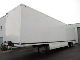 refrigerated semi trailer KMA KMO 2KG 1994