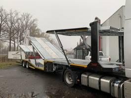 PKW-Transporter Auflieger Aksoylu Car transporter 6 Loader extendable on stock 2021