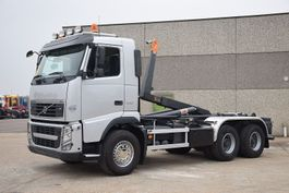 container truck Volvo FH 420 6X4 CONTAINER SYSTEEM- CONTAINER SISTEEM- CONTAINER HAAKSYSTEEM- SYSTEME CONTENEUR 2012
