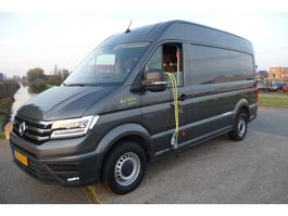 closed lcv Volkswagen Crafter ***ELECTRISCH**** 100% e-Crafter L3H3 2020