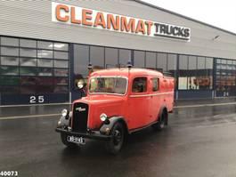 closed box lcv < 7.5 t Opel Blitz 1.5 T-45 1951