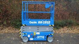 scissor lift wheeld Genie GS-1932 2012