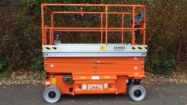 scissor lift wheeld JLG 3246ES 2011