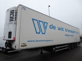 refrigerated semi trailer Chereau Thermoking Sl 200, BPW, 2006