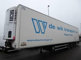 refrigerated semi trailer Chereau Thermoking Sl 200 E, SAF, 5855 diesel Stunden 2006