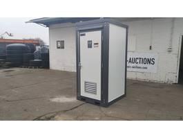 Sanitärcontainer Ever steel Toilet unit