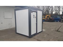 Sanitärcontainer Ever steel Douche/WC unit