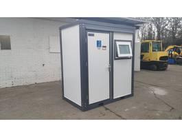 Sanitärcontainer Ever steel Douche Unit