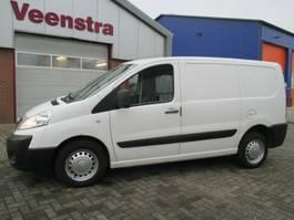 closed lcv Fiat Scudo 1.6MJTD Netto €3950,=