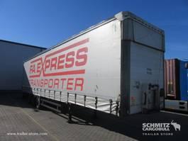 mega-volume semi trailer Schmitz Cargobull Varios Semiremolque Lona Varios 2014