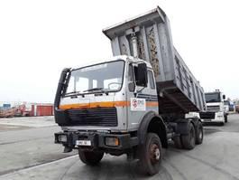 tipper truck > 7.5 t Mercedes-Benz SK 2636 V10 PAS de 2628 1985