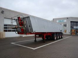 tipper semi trailer Kel-Berg 37 m³ 2012