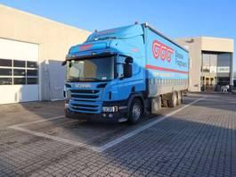 Pritsche / Plane LKW Scania P 450 2015