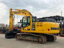 crawler excavator Komatsu PC210LC-11 2017