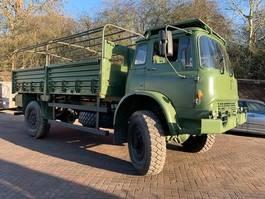 army truck Bedford Bedford MJ 4x4 Truck Model M Ex army 1988
