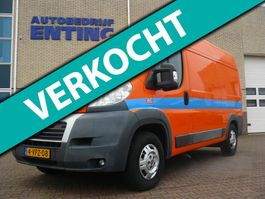 closed lcv Fiat Ducato 35H 3.0 MultiJet L2 H2 Automaat Luchtvering Climate Cruise 2011