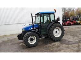 farm tractor New Holland TN75D 2003