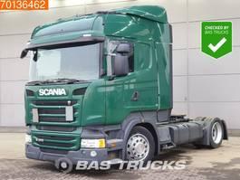 Volumen -Jumbo SZM Scania R370 4X2 Retarder Mega 2X Tanks Highline 2014