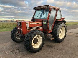 farm tractor Fiat 80-90 DT 1989
