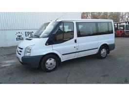 minivan - passenger coach car Ford Transit / Tourneo TDCi 2011