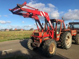 farm tractor Fiat 780 DT 1982