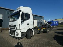 chassis cab truck Iveco Stralis AS260S48Y/FS-CM M.Lift/Lenkachse Euro6