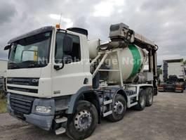 concrete mixer truck DAF 85.410 SETTER  EURO 5