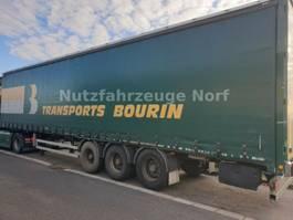 sliding curtain semi trailer Fruehauf Fruehauf TX34