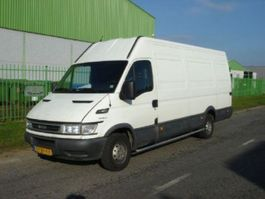 closed lcv Iveco iveco 35S12 V Maxi, euro 3