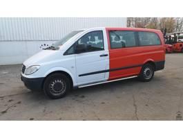 minivan - passenger coach car Mercedes-Benz Vito 109 CDI 2006