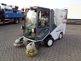 road sweeper Pizzorno 636 + Sweeper + Airco 2006