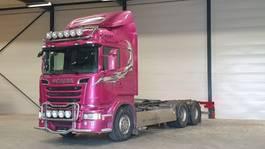 chassis cab truck Scania Scania R730 6x4 / Highline / Streamline / Retarder / PTO 2013