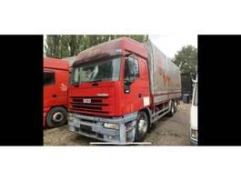 tilt truck Iveco EuroStar 240 E 38 , Euro 2, ZF Manual , Retarder , 6x2 1997