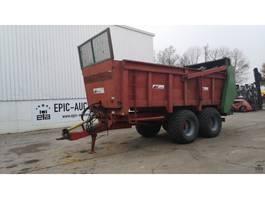 manure spreader Agrimat TB110 Breedstrooier