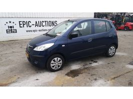 hatchback car Hyundai i10 1.1i 2010