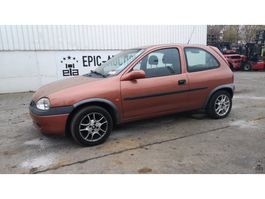 hatchback car Opel Corsa 1.2i 1999
