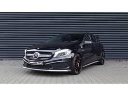 hatchback car Mercedes-Benz A-klasse 45 AMG 4MATIC Panoramadak - elek stoelen - privacy 2014