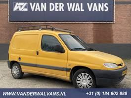 closed lcv Peugeot Partner 170C 1.9D * Nieuwe APK * Trekhaak, imperiaal 2000