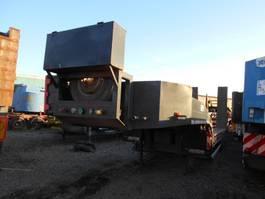lowloader semi trailer Non spécifié 2014