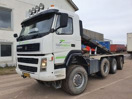tipper truck > 7.5 t Terberg FM1950-HT - 8x6 - Lifting Axle - Retarder - Cruisecontrol 2004