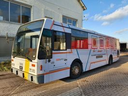 city bus Van Hool A600 2002