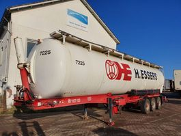 feed semi trailer Benalu ALU. 56m3 Silo/Bulk trailer 1990