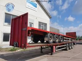flatbed semi trailer Trailor SMB - DRUM 2003